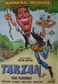 Постер Тарзан Рыфкы