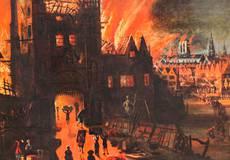 Канал ITV снимет сериал про Великий лондонский пожар