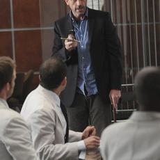 "Кадр из фильма ""Доктор Хаус"" - 1"