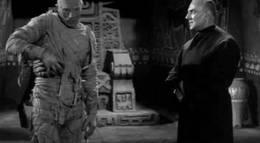 "Кадр из фильма ""Рука мумии"" - 1"