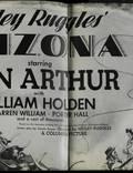 """Постер из фильма """"Аризона"""" - 1"""