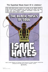 Постер The Black Moses of Soul