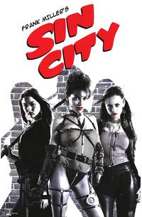 Постер Город грехов