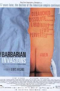 Постер Нашествие варваров