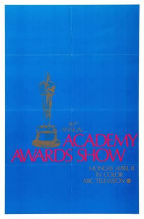 40-я церемония вручения премии «Оскар»