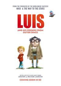 Постер Луис и его друзья из космоса