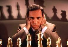О шахматной дуэли Каспарова и компьютера снимут кино