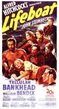 Постер Спасательная шлюпка