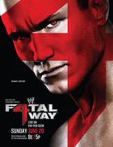 WWE 4 смертельных пути