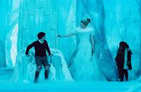Кадр Хроники Нарнии: Лев, колдунья и волшебный шкаф