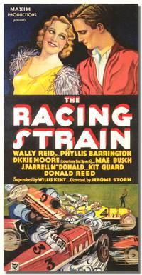 Постер The Racing Strain