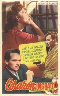 Постер Core 'ngrato