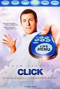 Постер Клик: С пультом по жизни