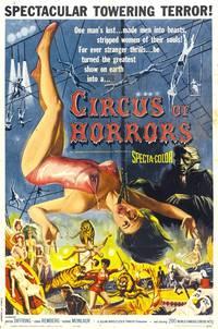 Постер Цирк ужасов