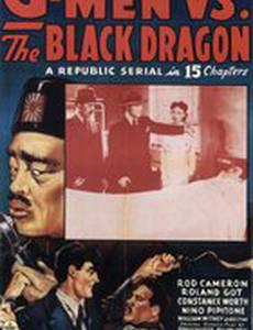 Джи-мен против Черного дракона