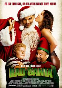 Постер Плохой Санта