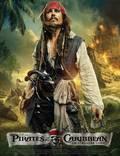 """Постер из фильма """"Пираты Карибского моря 4: На странных берегах"""" - 1"""