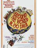 """Постер из фильма """"Вокруг Света за 80 дней"""" - 1"""