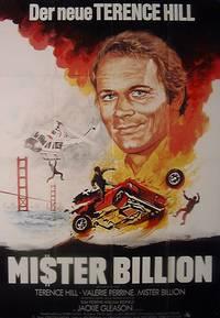 Постер Мистер Миллиард