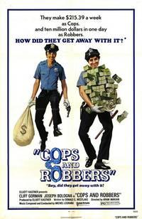 Постер Полицейские и разбойники