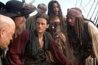 Кадр Пираты Карибского моря: На краю света