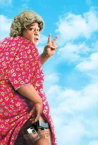 Постер Дом большой мамочки 2