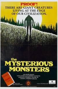 Постер Таинственные монстры