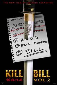 Постер Убить Билла 2
