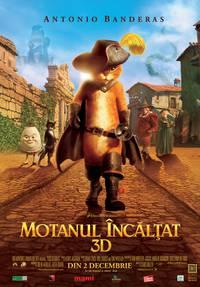 Постер Кот в сапогах