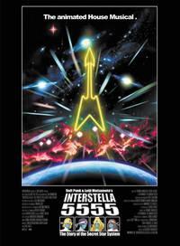 Постер Интерстелла 5555: История секретной звездной системы