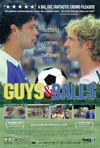 Постер Забойный футбол