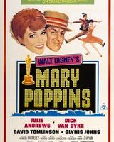 """Постер из фильма """"Мэри Поппинс"""" - 5"""
