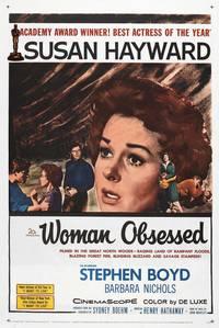 Постер Woman Obsessed