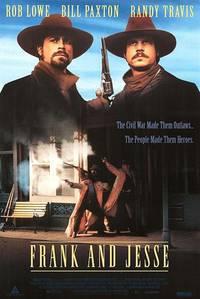 Постер Френк и Джесси