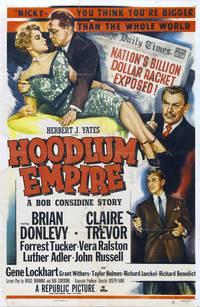 Постер Hoodlum Empire