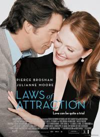 Постер Законы привлекательности