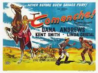 Постер Команчи