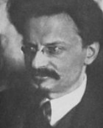 Лев Троцкий фото