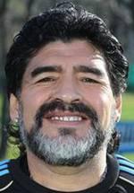Диего Армандо Марадона фото