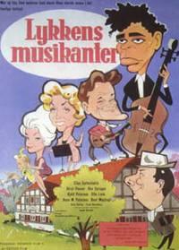 Постер Lykkens musikanter