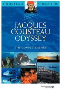 Постер Одиссея Жака Кусто