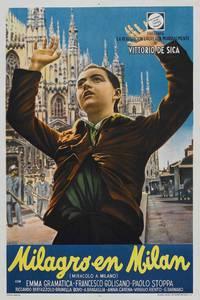 Постер Чудо в Милане