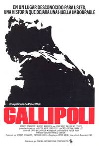 Постер Галлиполи