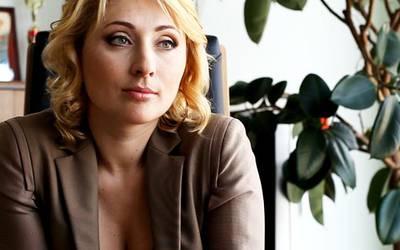 Интервью с президентом Одесского кинофеста Викторией Тигипко