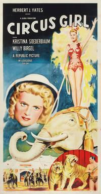 Постер Циркачка