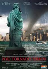 Ужас торнадо в Нью-Йорке