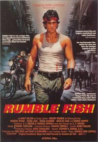 Постер Бойцовая рыбка