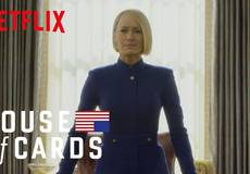 Премьера тизера: «Карточный домик» 6 сезон