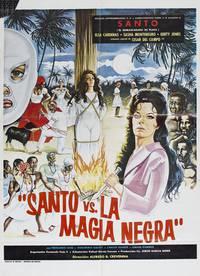 Постер Санто против черной магии