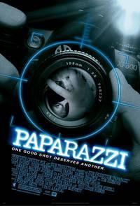 Постер Папарацци
